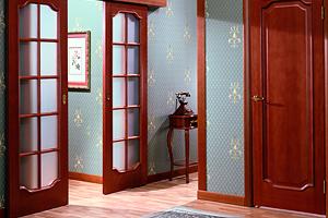Лучшие породы дерева для межкомнатных дверей