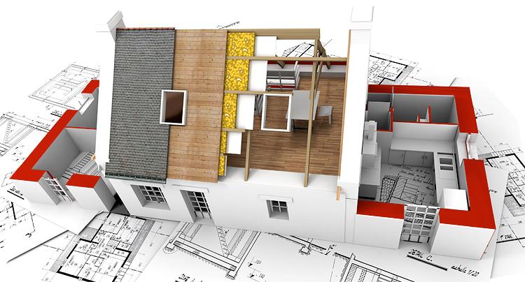 дома фото строительство