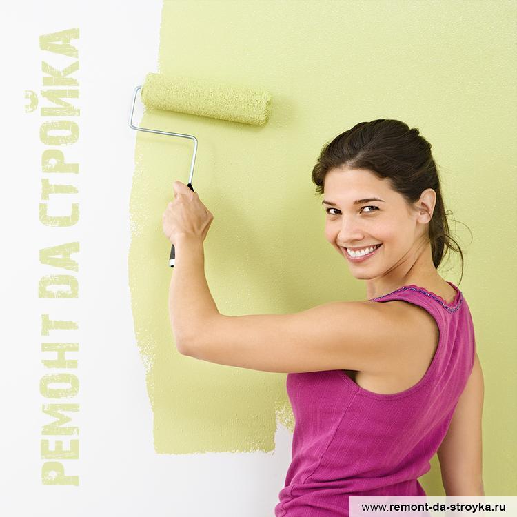 секреты-покраски-стен